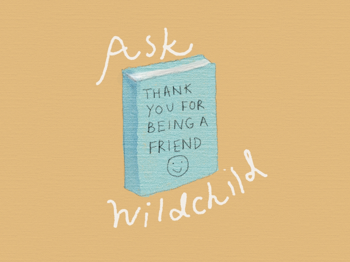 Ask Wildchild about how to help a friend with mental health issues - WILDCHILD SG