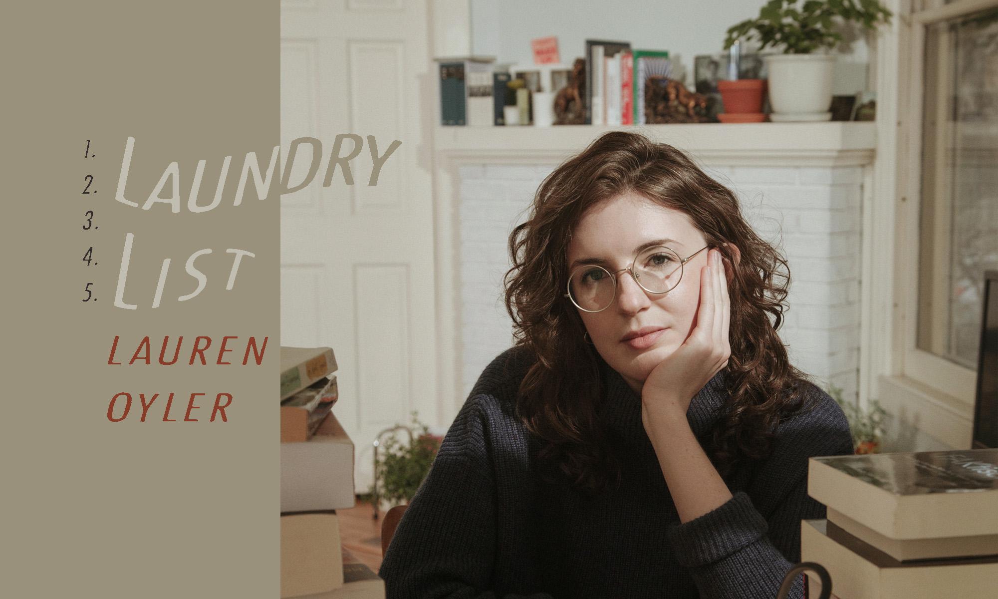 Laundry List: Lauren Oyler, Fake Accounts media hype - WILDCHILD SG