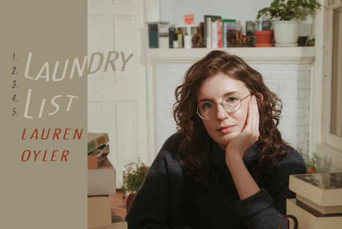 Laundry List: Lauren Oyler, Fake Accounts media hype - WILDCHILD SG