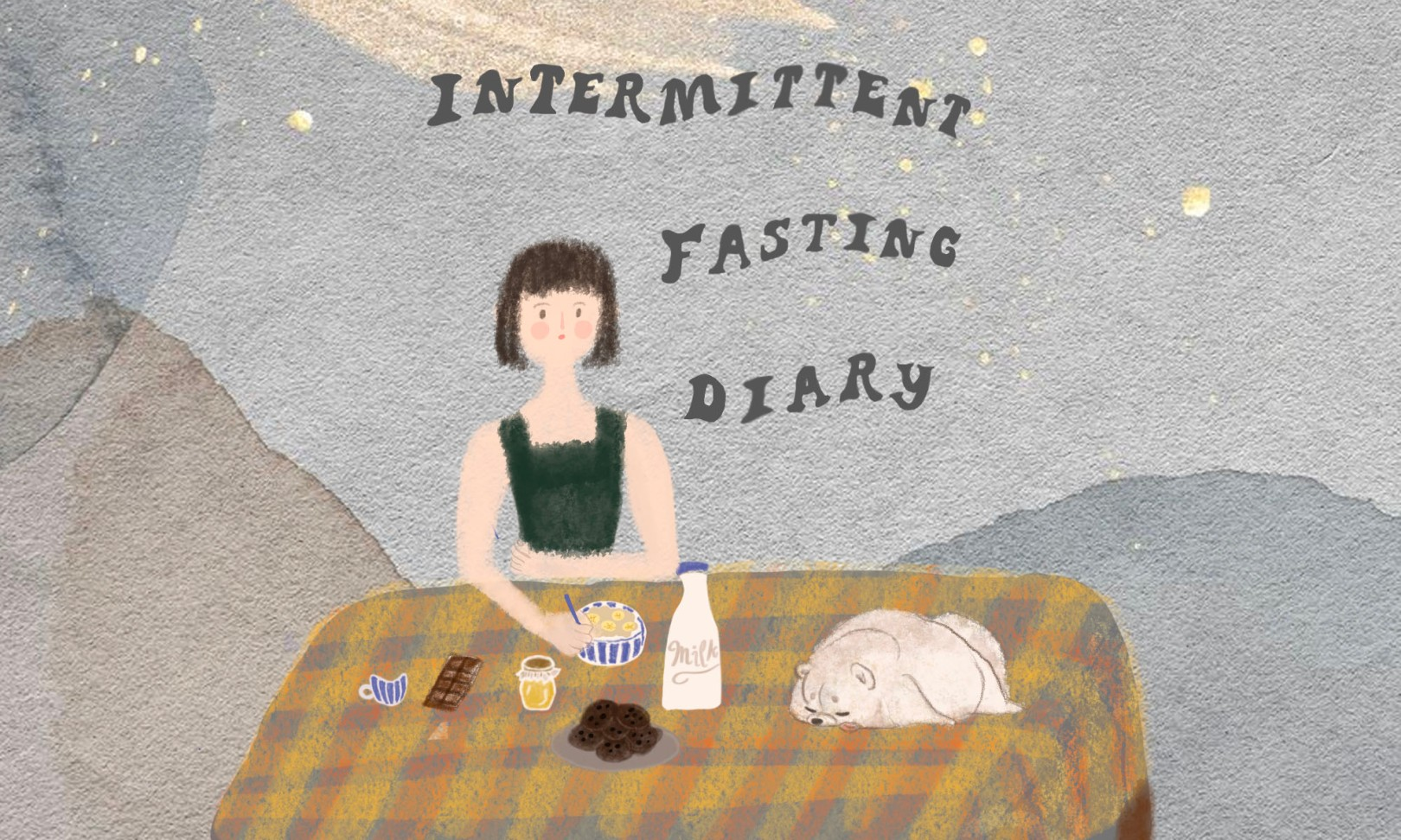 Intermittent fasting for a month - WILDCHILD SG