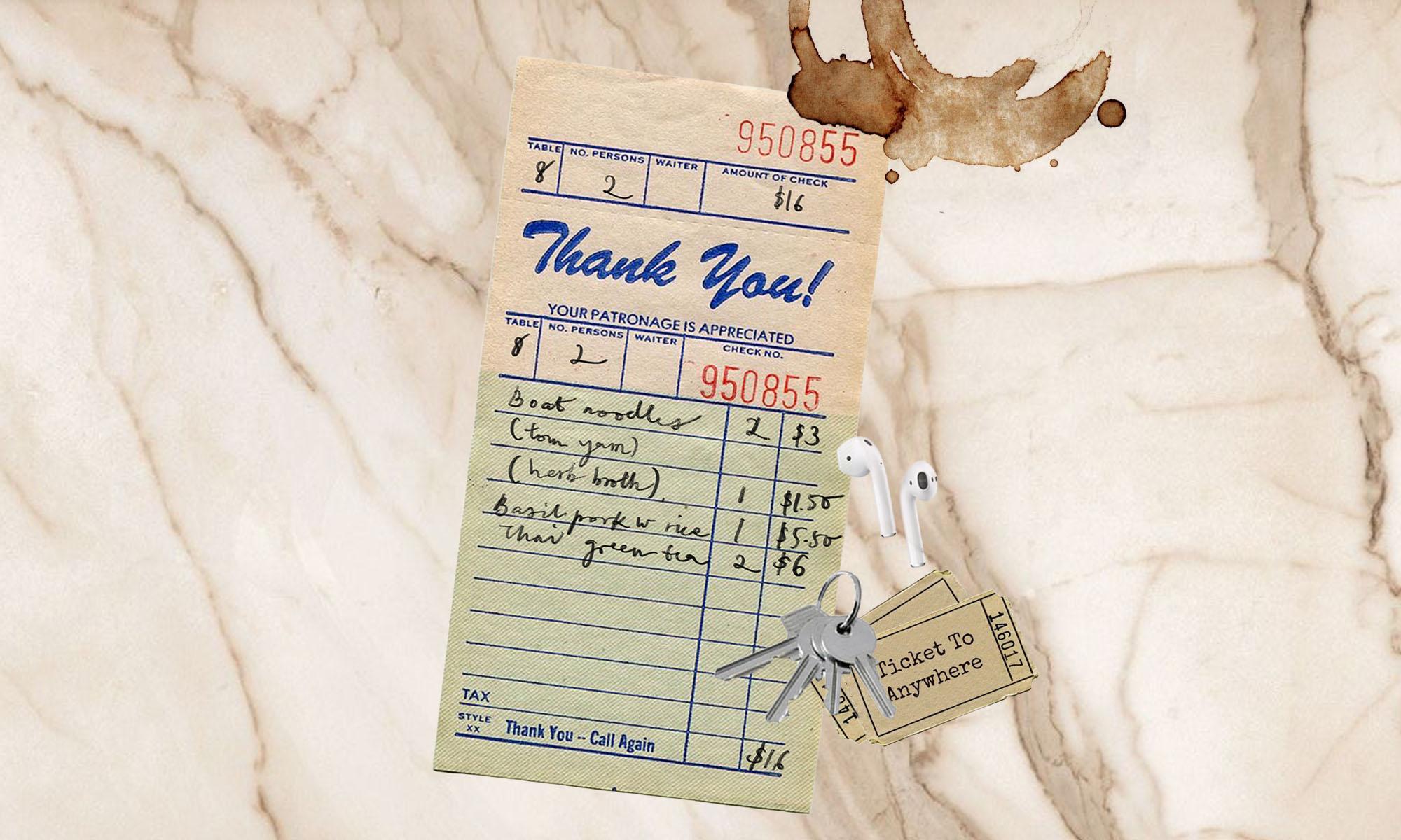 Money diary of a writer in Singapore - WILDCHILD SG