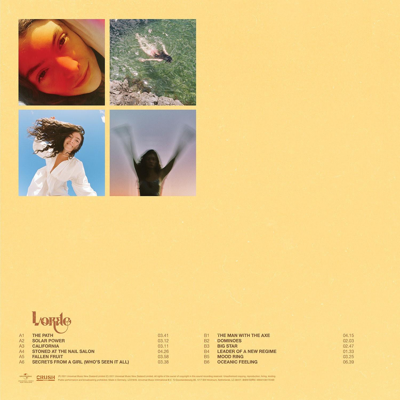 Lorde's Melodrama vs Solar Power - WILDCHILD SG